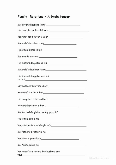 Brain Teasers Worksheet 2 Answers Brain Games Printable Worksheets Free Library Download and