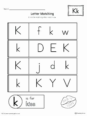 Bug Worksheets for Preschool Preschool Matching Worksheets