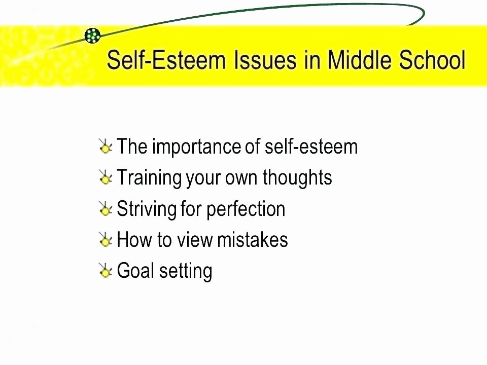 Building Self Confidence Worksheets Building Self Esteem Worksheets Building Self Esteem