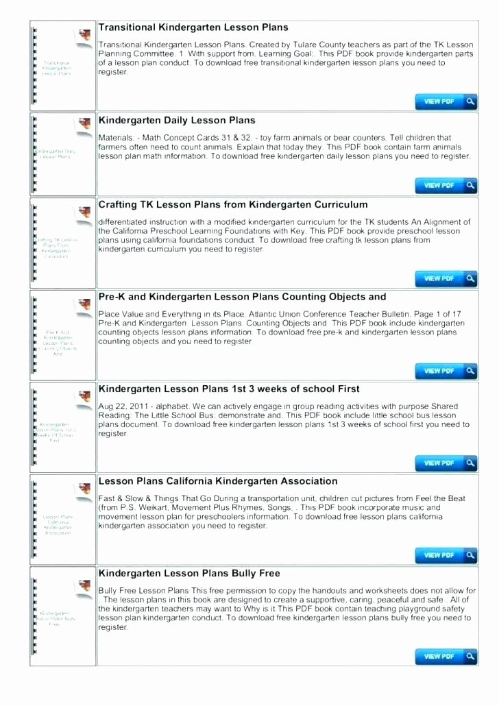 Bus Safety Worksheets Elementary Art Lesson Plan Template