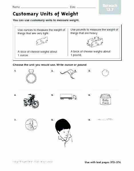 Capacity Maths Worksheets Grade Mass Word Problems Math Worksheets Length and Capacity