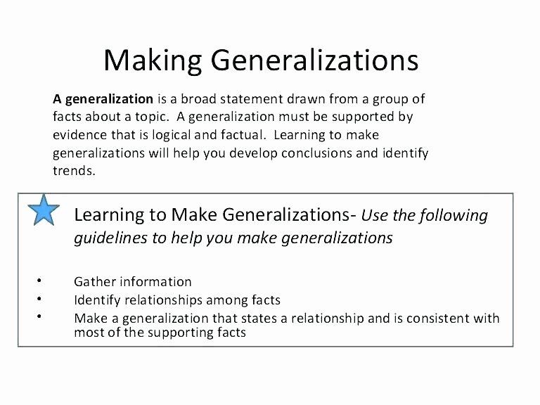 Capacity Worksheets 4th Grade Making Generalizations Worksheets