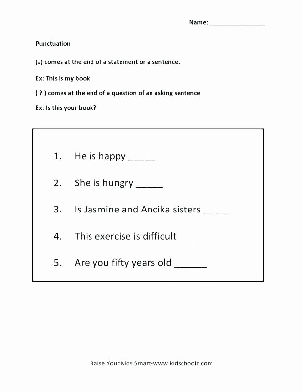 Capitalization Worksheet Middle School Capitalization Practice Worksheets Seventh Grade Middle