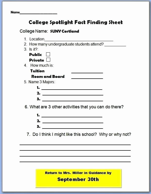 Career Worksheets for Middle School Fresh Career Worksheets for Middle School Career Worksheets for
