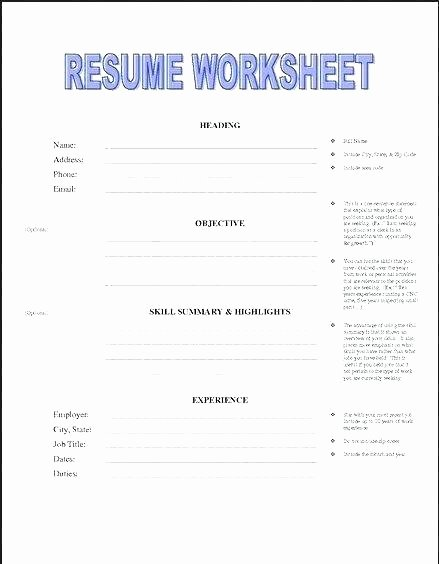 Career Worksheets for Middle School Unique Jobs Occupations Professions Worksheets Job Skills for Adults