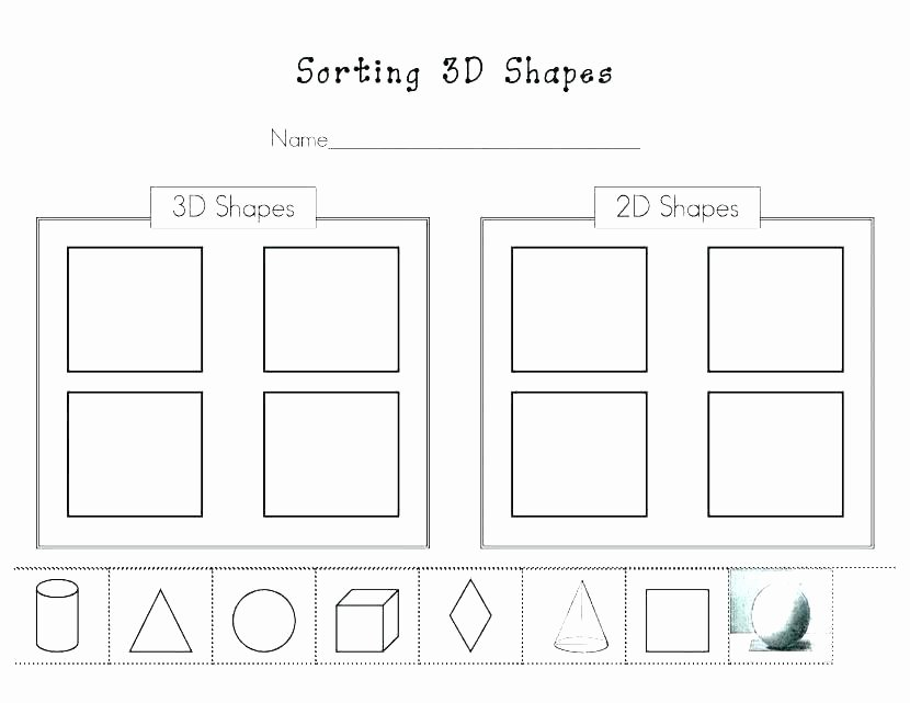 Categorizing Worksheets for Kindergarten Fresh Free sorting Worksheets for Kindergarten – Onlineoutlet