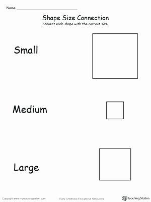 Categorizing Worksheets for Kindergarten Inspirational Big and Small Worksheets for Kindergarten
