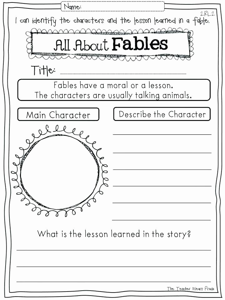 Character Traits Worksheet 2nd Grade Character Education Worksheets for Grade Honesty