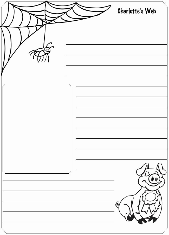 Charlotte Web Character Traits Worksheets Fresh Susan Chalmers Chalmers0452 On Pinterest