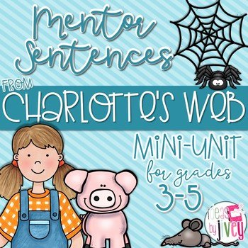 Charlotte Web Character Traits Worksheets New Charlotte S Web Adapted Worksheets & Teaching Resources