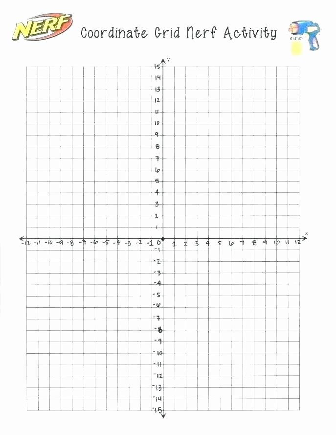Christmas Coordinate Graph Beautiful Coordinate Grid Worksheets Mystery Picture