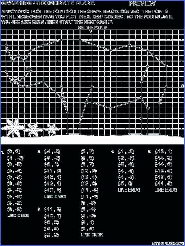 Christmas Coordinate Graph Lovely Mystery Picture Graph Worksheets Free Coordinate Graphing