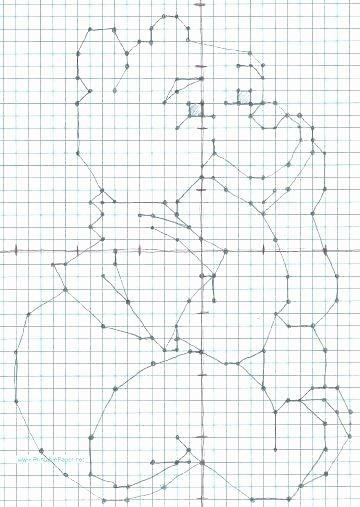 Christmas Coordinate Grid Pictures Awesome Coordinate Grid Coloring Sheets – Arianeealterson