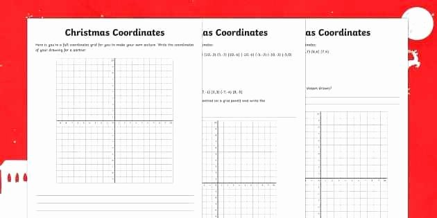 Christmas Coordinate Grid Pictures Awesome Math Coordinate Graphing Elf Christmas Coordinates