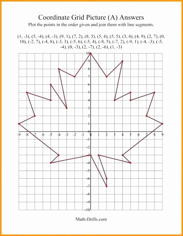 Christmas Coordinate Grid Pictures Luxury Coordinate Grid Coloring Sheets – Westtraversefo