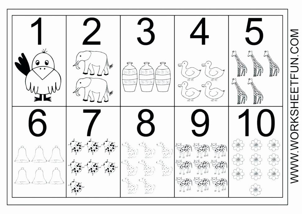 Christmas Counting Worksheets Kindergarten Beautiful Counting Backwards Worksheets Worksheet Objects 1 Preschool