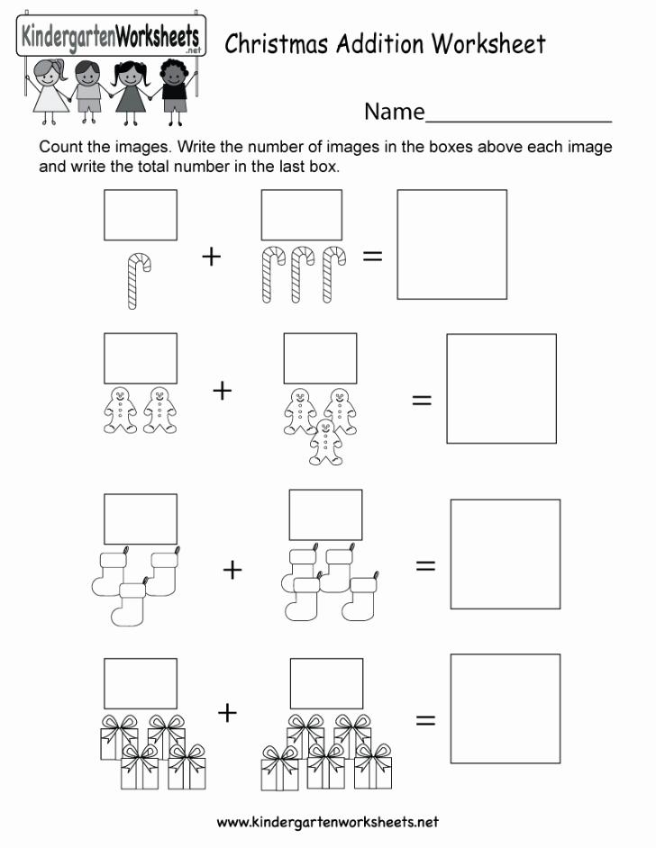 Christmas Counting Worksheets Kindergarten Fresh Worksheet Ideas Christmas Addition Worksheets Kindergarten
