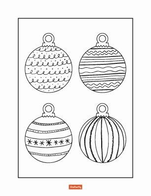 Christmas Dot to Dot Printables 35 Christmas Coloring Pages for Kids