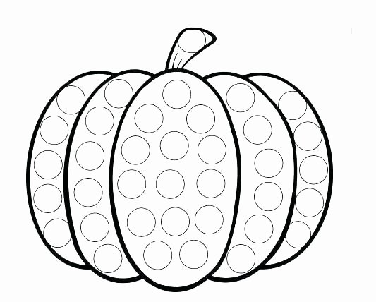 Christmas Dot to Dot Printables Dot Marker Coloring Pages – 102ndfighterwing
