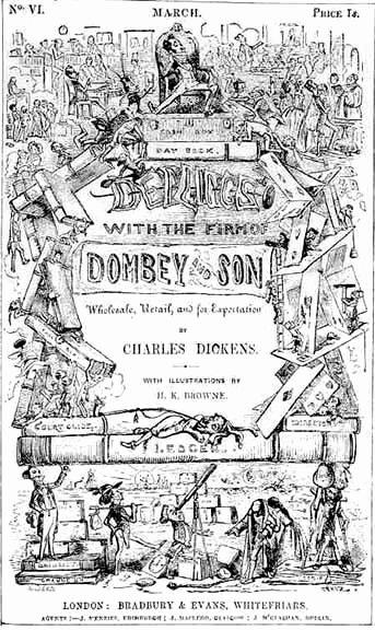 Christmas Extreme Dot to Dot Vision De L Angleterre Contemporaine Dans Dombey Et Fils