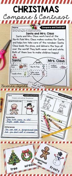 Christmas Fluency Passages 27 Best Books and Response Activities Images