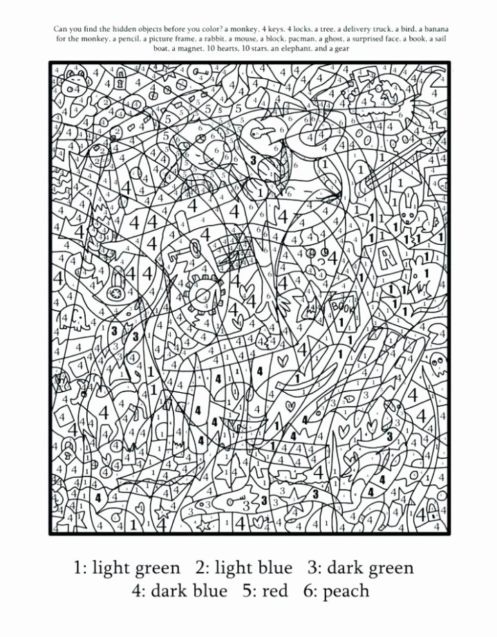 Christmas Hidden Picture Puzzles Printable Hidden Object Coloring Pages Lovely Hidden Objects Coloring