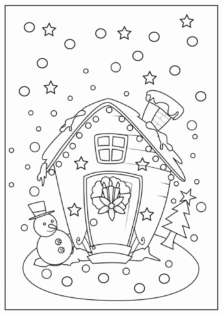 Christmas Hidden Pictures Printable Unique Christmas Color by Letter Coloring Pages – Nicho