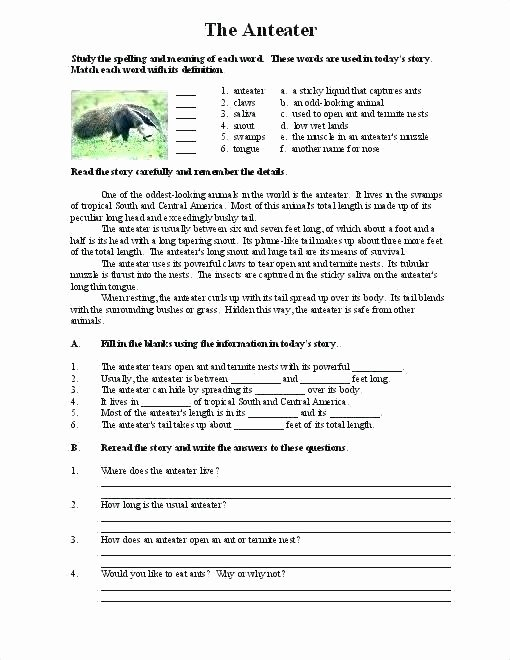 Christmas Reading Comprehension Worksheets Reading Prehension Worksheets Worksheet Collection Free