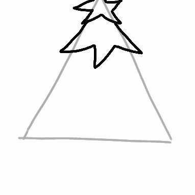 Christmas Tree Coordinate Graphing Beautiful Draw A Christmas Tree Step by Step