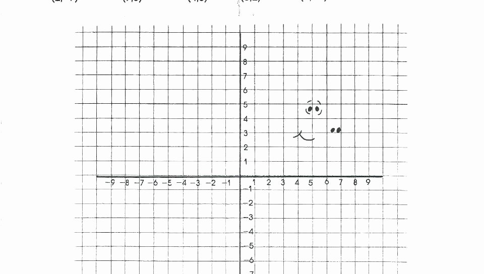 Christmas Tree Coordinate Graphing Lovely Graph Paper Art Worksheets Coordinate Worksheets Graph Paper