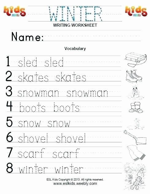Christmas Unscramble Worksheets Inspirational Worksheets and Activities for Kids Multiple Main Ideas Esl