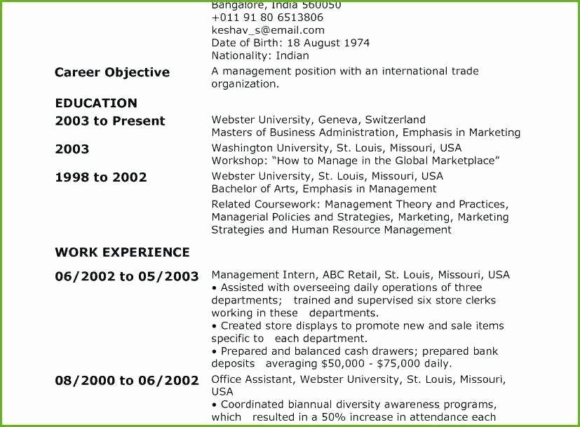 Chronological order Worksheets Reverse Chronological order Resume – Joefitnessstore
