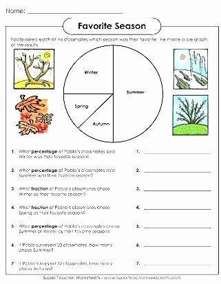 Circle Graphs Worksheets 7th Grade Technology Worksheets for Middle School