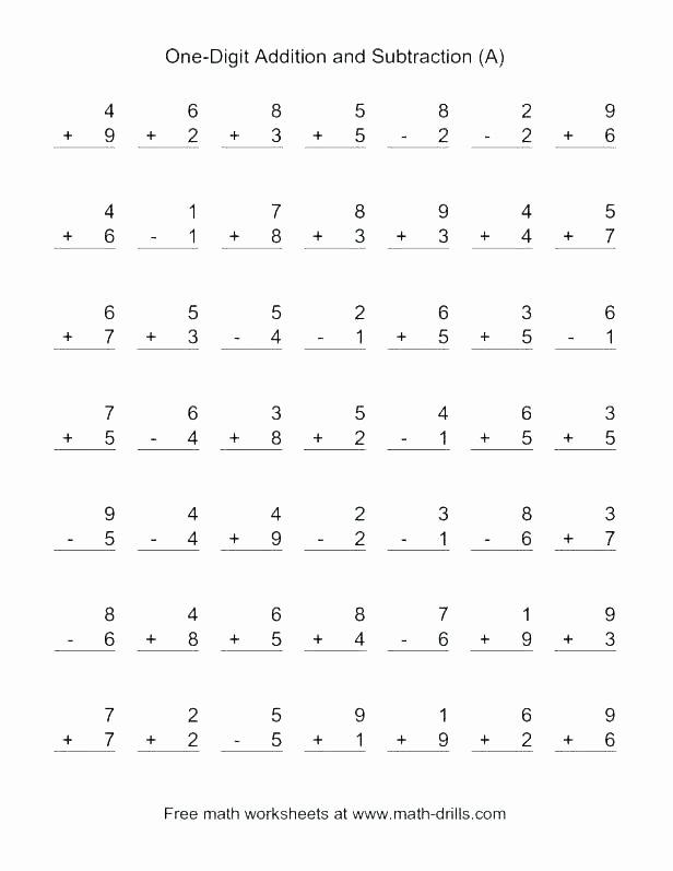 Ck Worksheets for 1st Grade 1th Grade Math Worksheets Kindergarten and Grade Math
