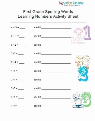 Ck Worksheets for 1st Grade 2nd Grade Spelling Worksheets