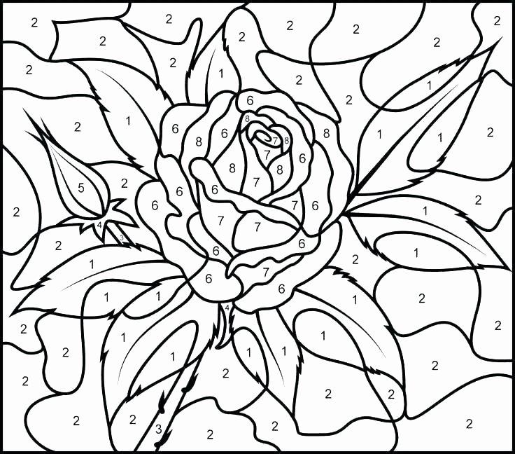 Color by Number Worksheets Kindergarten Kindergarten Color Pages – Artist360
