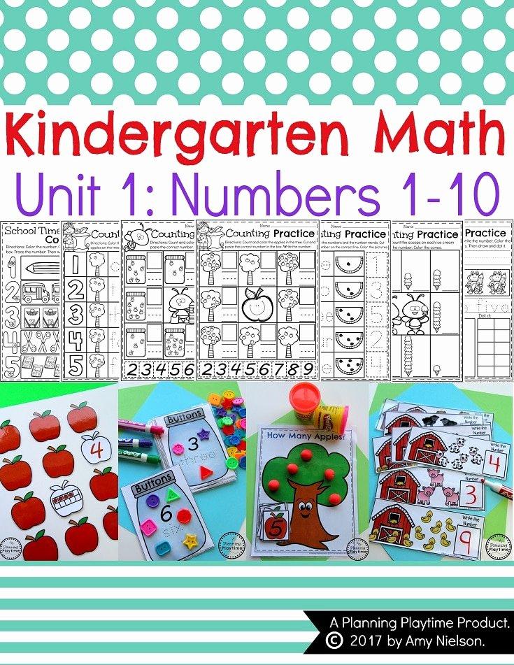 Color Red Worksheets for toddlers Number Worksheets Planning Playtime