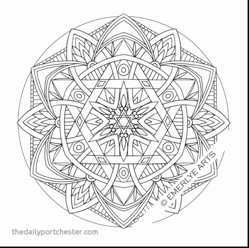 Color Wheel Mandala Lesson Plan 15 Fresh Mandala Color Pages