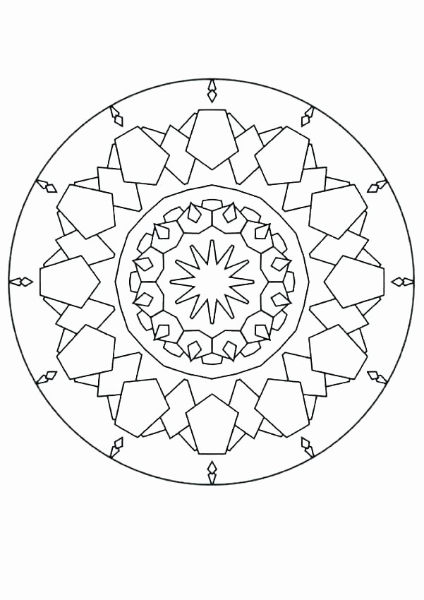 Color Wheel Mandala Lesson Plan Mandala Art