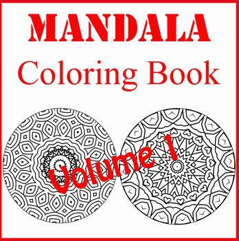 Color Wheel Mandala Lesson Plan Mandala Coloring Worksheets & Teaching Resources