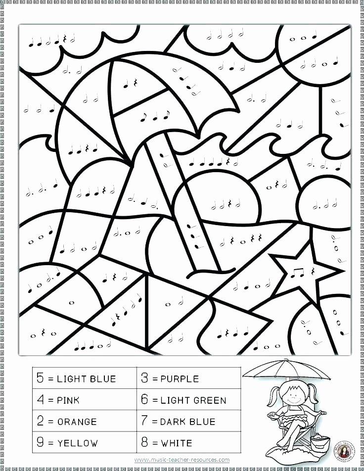 Color Word Worksheets for Kindergarten A Worksheet Color by Word Family Worksheets Medium Free for