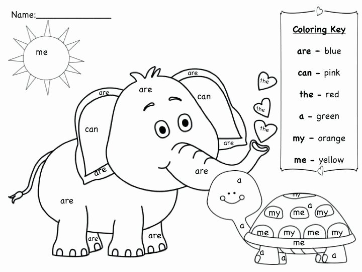 Color Words Coloring Pages Sight Word Coloring Pages – Austinburgfo