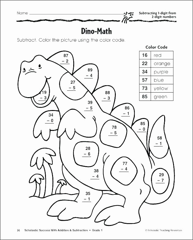 Coloring Addition Worksheet Christmas Addition Coloring Worksheets – Onlineoutlet