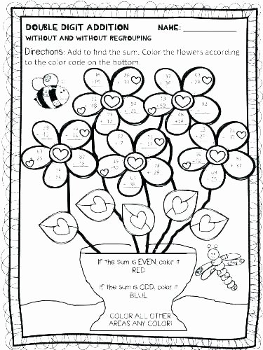 Coloring Math Worksheets 2nd Grade Coloring Math Pages – Basestudios