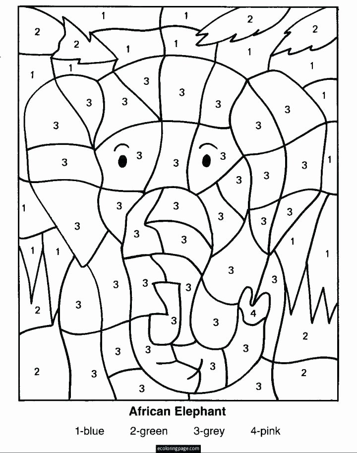 Coloring Math Worksheets 2nd Grade Halloween Math Coloring Sheets – Sebastianvargas
