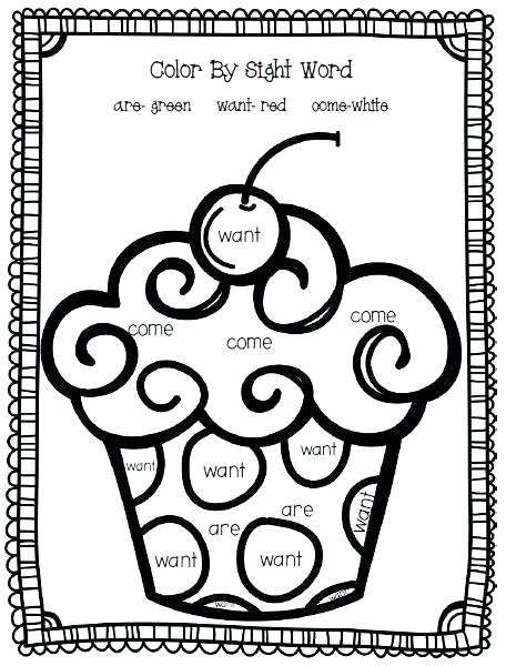 Coloring Sight Words Worksheets Sight Word Coloring Sight Word Coloring Page Color Words