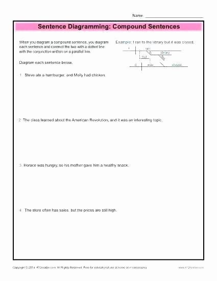Combining Sentences Worksheets 5th Grade Basic Sentence Structure Worksheet Free Printable Worksheets