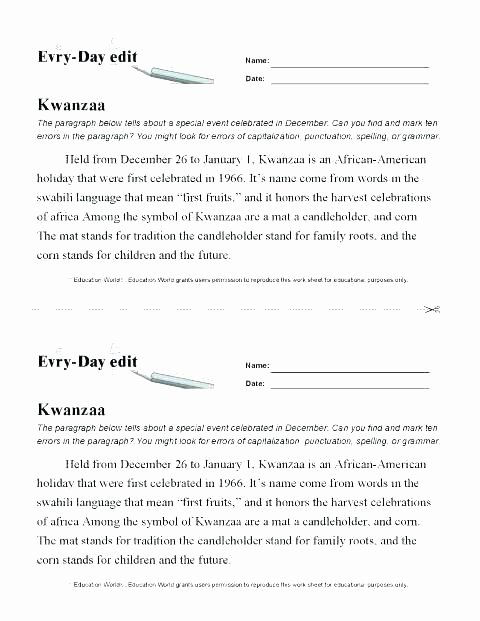 Comma Worksheets High School Pdf Punctuation Worksheets with Answers – butterbeebetty