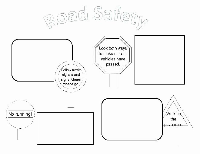 Community Signs Worksheets New Bus Safety Lesson Farm Worksheets Students Thumb – Winio