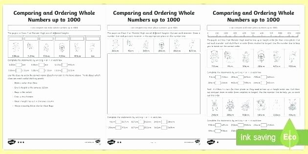 Comparing 2 Digit Numbers Worksheets Partition 2 Digit Numbers Worksheet Free Paring 3